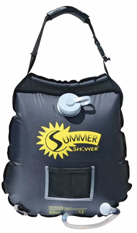 advanced elements tragbare camping solardusche 189l