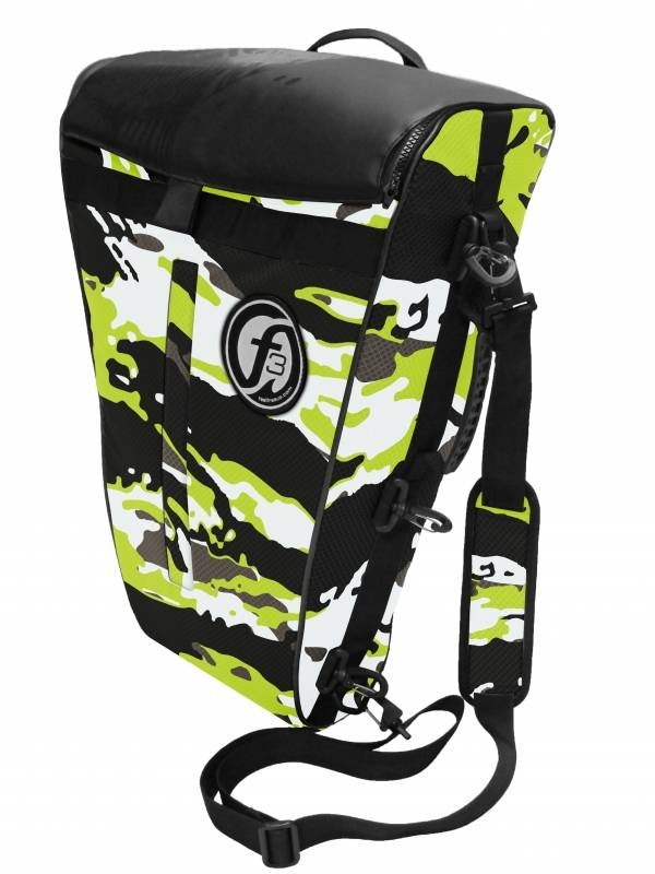 anglertasche feelfree camo fish cooler bag m