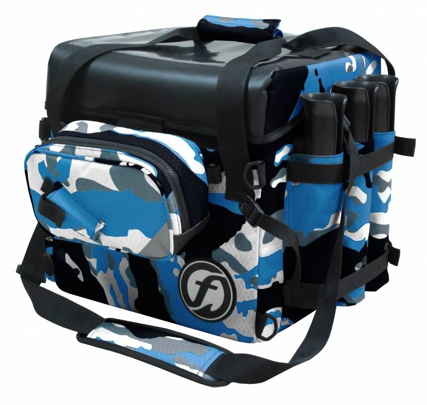 anglertasche kiste feelfree camo crate bag 76l