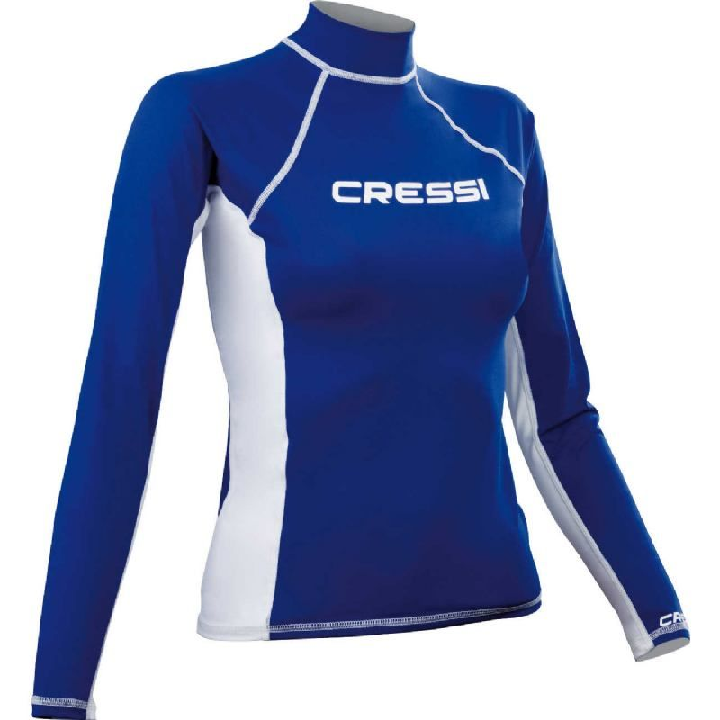 cressi damen rash guard rmel lange