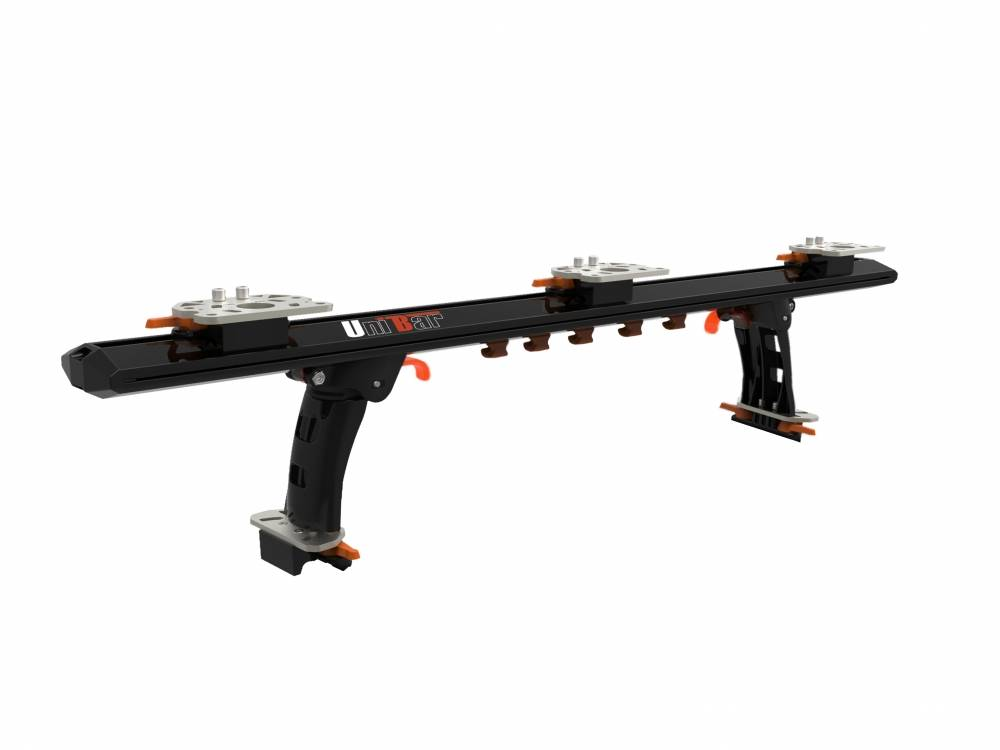feelfree uni bar deluxe 5 hooks rail 3 unitracks