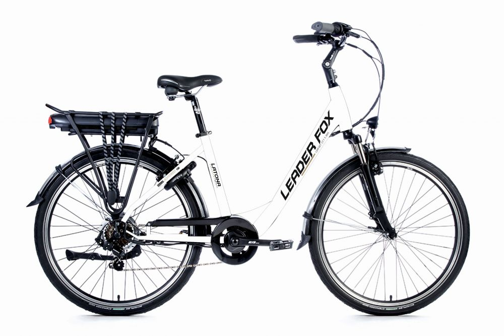 leader fox e bike latona 26