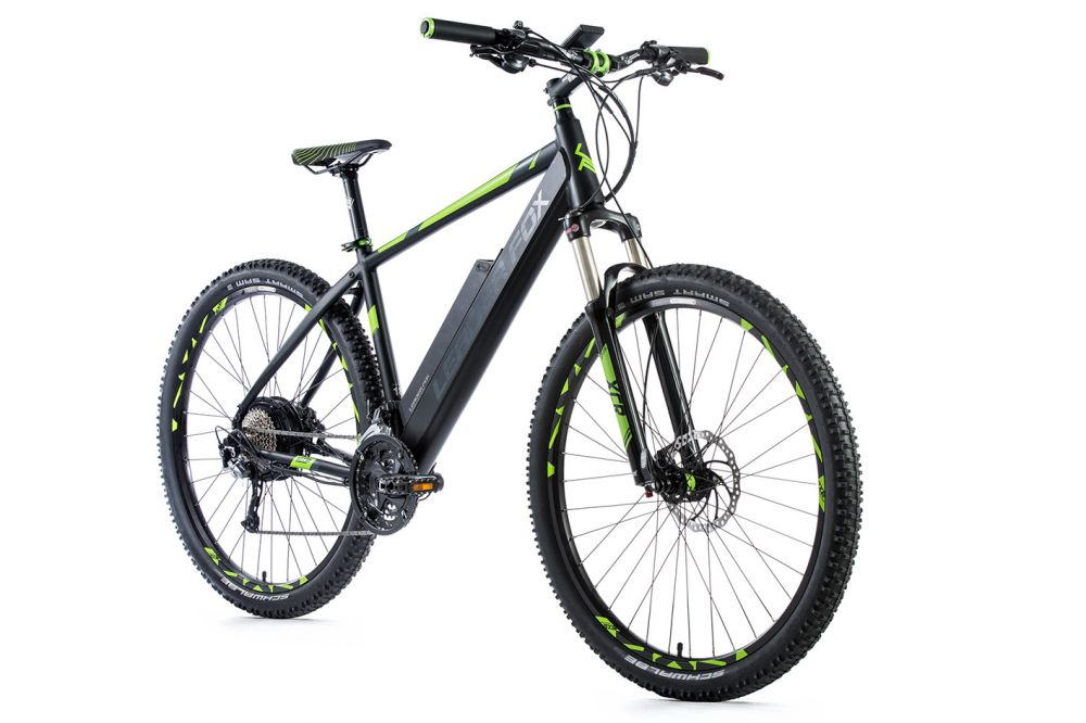 leader fox e bike mountainbike swan 29