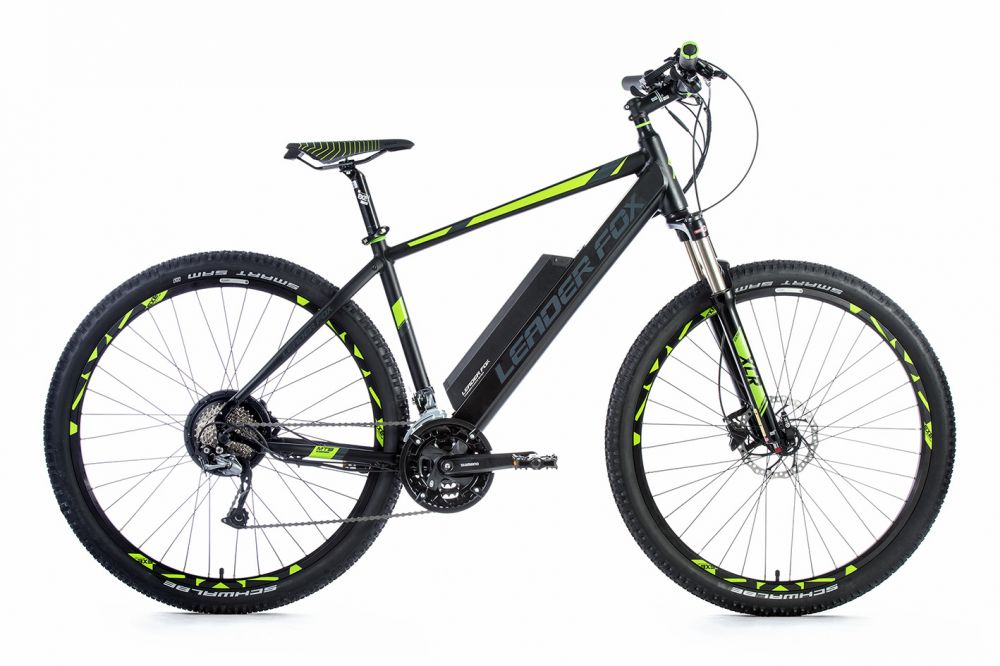 Leader Fox e-Bike Mountainbike Swan 29\'\' | feelfree-taschen.de