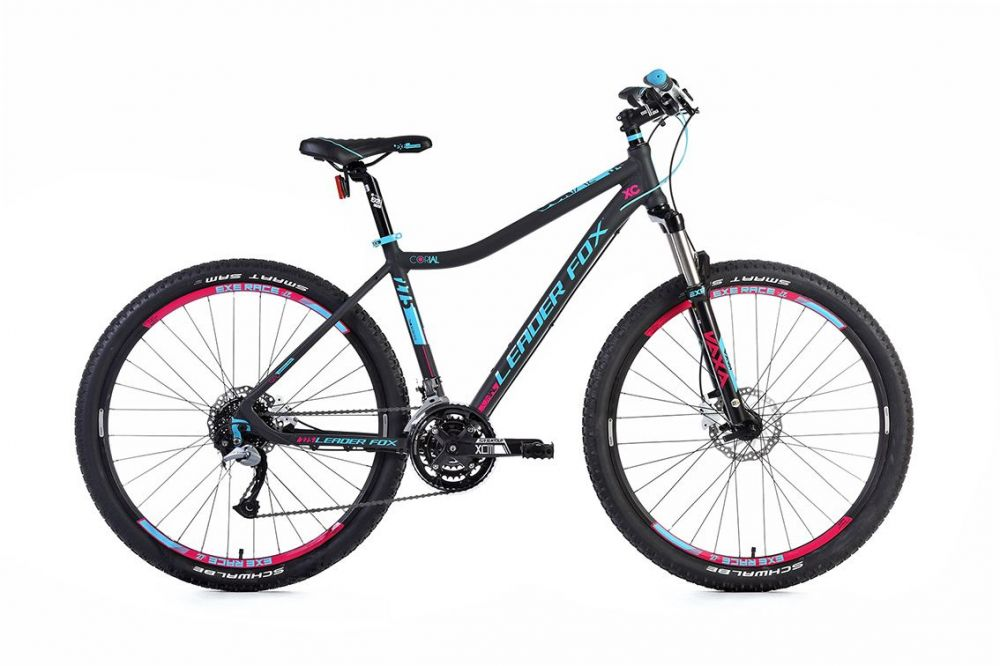 leader fox mountainbike corial 275