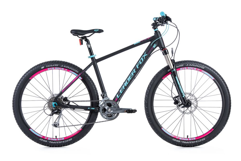 leader fox mountainbike zero 275