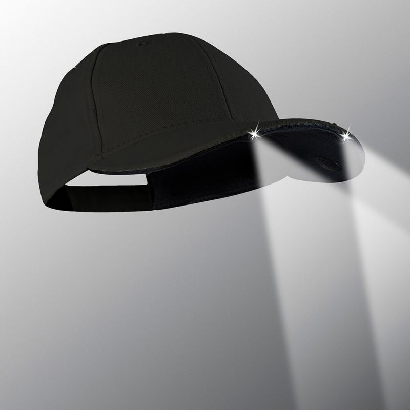 panther vision powercap schildkappe 2 led stealth