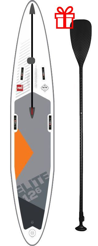 red paddle co sup board aufblasbar 2018 126 elite