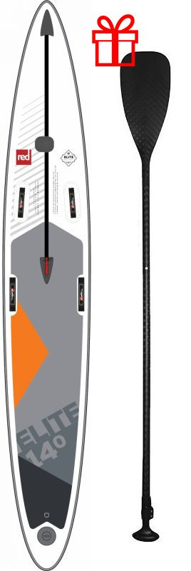 red paddle co sup board aufblasbar 2018 140 elite